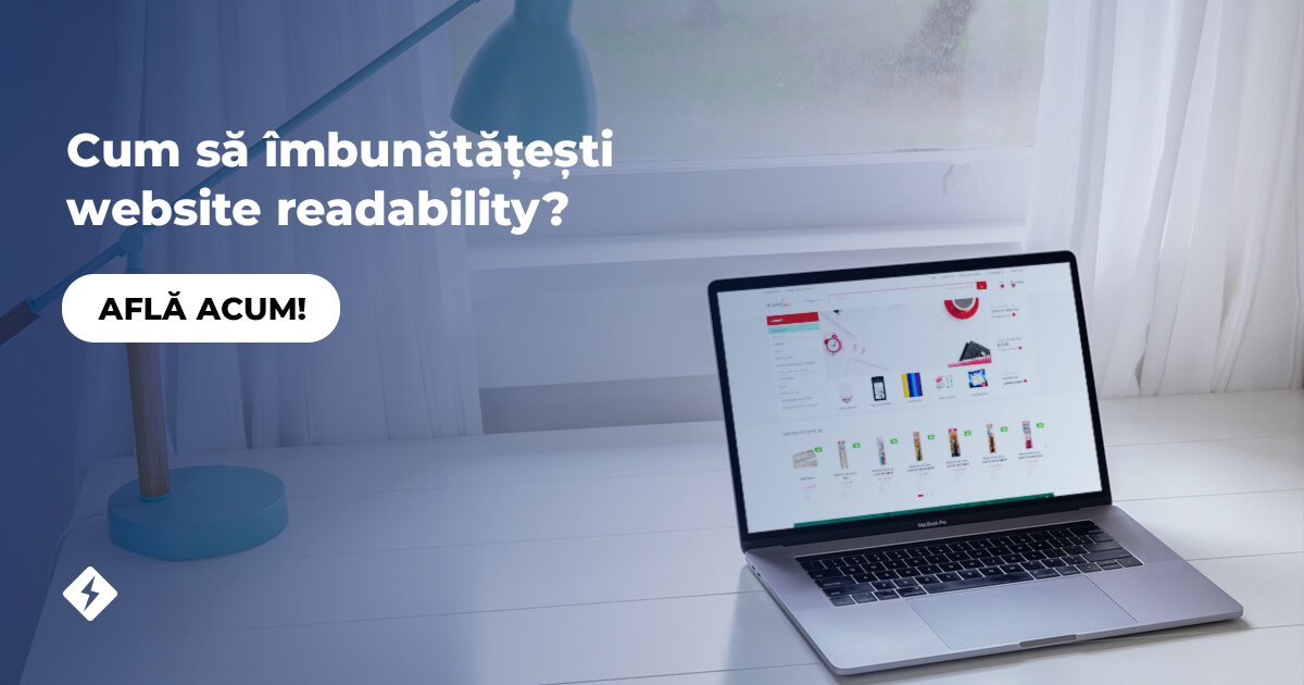 website readability